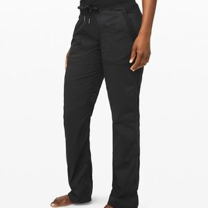 "Lululemon Dance Studio Pant III 32""  Unlined"